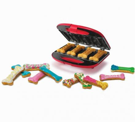 This Dog Bone Baker Lets You Make Your Own Dog Treats