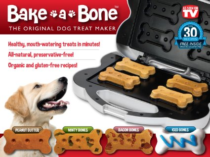 Bake-a-Bone dog treat oven