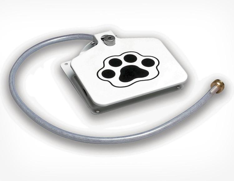 Dog Water Fountain Push Pedal